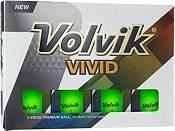 Volvik 2018 VIVID Matte Green Golf Balls product image