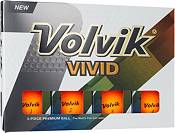 Volvik 2018 VIVID Matte Orange Golf Balls product image