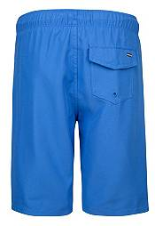 Hurley Boy's On-Shore Volley Pull-On Swim Trunks product image