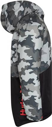 Hurley Boys' Puffer Full-Zip Parka product image
