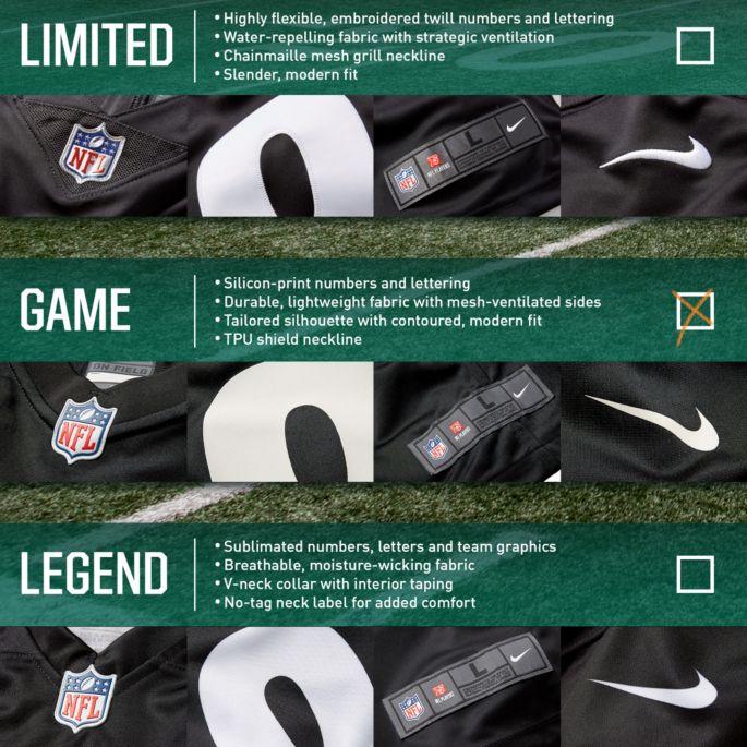 finest selection d6355 45ee4 Nike Men's Game Jersey Dallas Cowboys Ezekiel Elliott #21