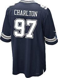25e8f239624 Nike Men's Game Jersey Dallas Cowboys Taco Charlton #97 | DICK'S ...