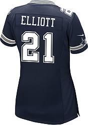 Nike Women's Game Jersey Dallas Cowboys Ezekiel Elliott #21 product image