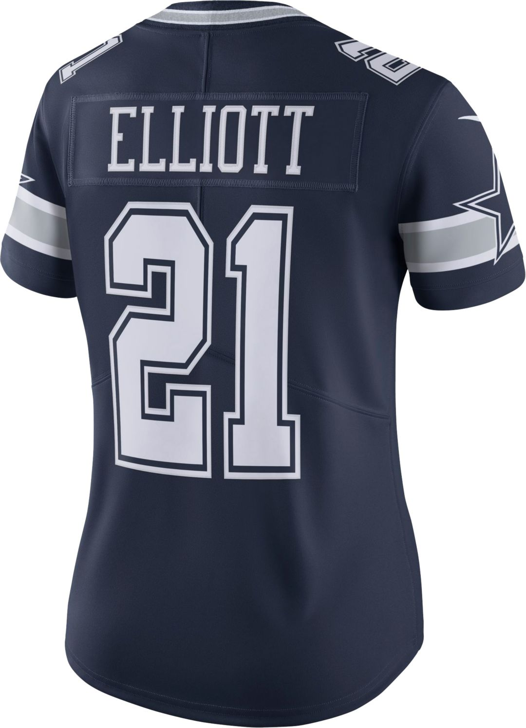 info for 65d01 d8d22 Nike Women's Limited Jersey Dallas Cowboys Ezekiel Elliott #21