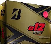 Bridgestone e12 SOFT Matte Red Golf Balls product image