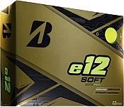 Bridgestone e12 SOFT Matte Green Personalized Golf Balls product image