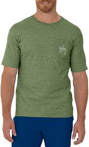 Guy Harvey Men's Patriotic Shield Graphic T-Shirt product image