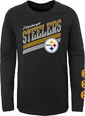 NFL Team Apparel Boys' Pittsburgh Steelers Combo 3-in-1 Shirt product image