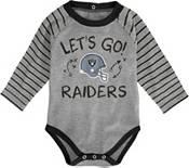 NFL Team Apparel Youth Las Vegas Raiders Long Sleeve Set product image