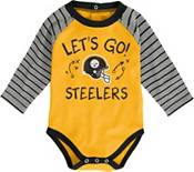 NFL Team Apparel Youth Pittsburgh Steelers Long Sleeve Set product image