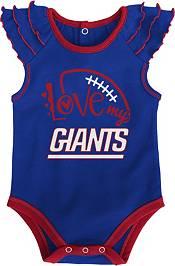 Gen2 Infant Girl New York Giants 2-Piece Onesie Set product image