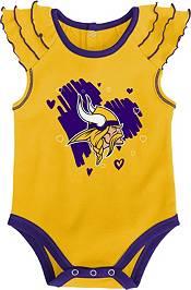 Gen2 Infant Girl Minnesota Vikings 2-Piece Onesie Set product image