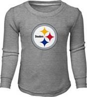 NFL Team Apparel Toddler's Pittsburgh Steelers Long Sleeve Sleep Set product image