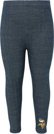 NFL Team Apparel Little Girls' Minnesota Vikings T-Shirt and Legging Set product image