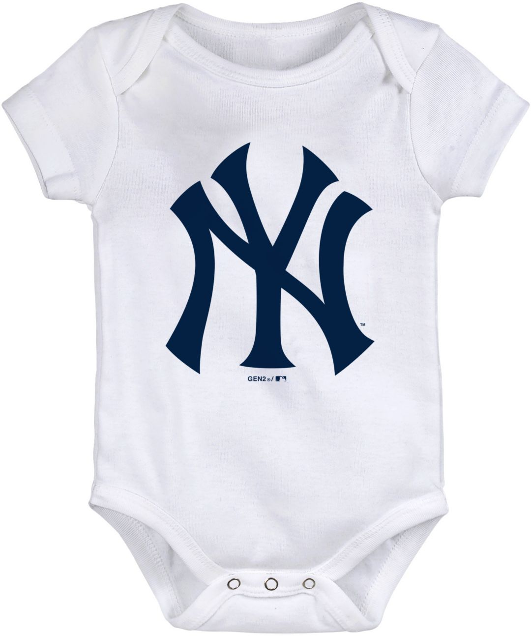 on sale 6f84a e0bae Gen2 Infant New York Yankees 3-Piece Onesie Set