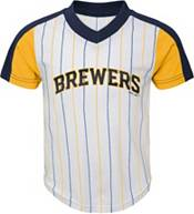 Gen2 Youth Toddler Milwaukee Brewers Navy Line Up Set product image