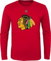 NHL Youth Chicago Blackhawks Patrick Kane #88 Red Long Sleeve Player Shirt product image
