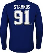 NHL Youth Tampa Bay Lightning Steven Stamkos #91 Royal Long Sleeve Player Shirt product image