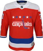 NHL Youth Washington Capitals T.J. Oshie #77 Red Premier Jersey product image