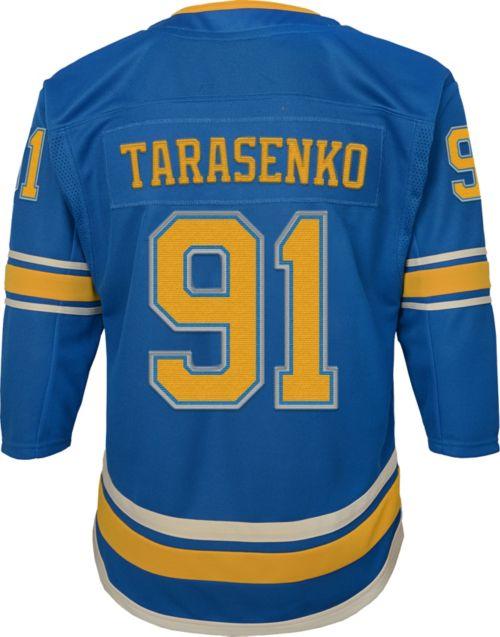 NHL Youth St. Louis Blues Vladimir Tarasenko  91 Premium Alternate Jersey.  noImageFound. Previous. 1. 2. 3 fddd33a1b