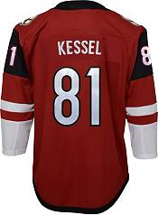 NHL Youth Arizona Coyotes Phil Kessel #81 Black Premier Jersey product image