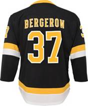 NHL Youth Boston Bruins Patrice Bergeron #37 Replica Alternate Jersey product image