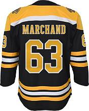 NHL Youth Boston Bruins Brad Marchand #63 Premier Home Jersey product image