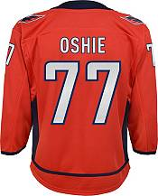NHL Youth Washington Capitals T.J. Oshie #77 Premier Home Jersey product image