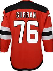 NHL Youth New Jersey Devils P.K. Subban #76 Red Premier Jersey product image