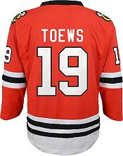 NHL Youth Chicago Blackhawks Jonathan Toews #19 Replica Home Jersey product image