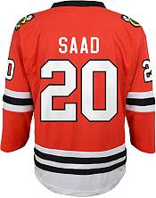 NHL Youth Chicago Blackhawks Brandon Saad #20 Replica Home Jersey product image