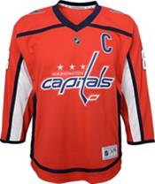NHL Youth Washington Capitals Alexander Ovechkin #8 Replica Home Jersey product image