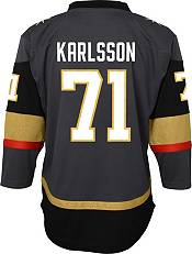 NHL Youth Vegas Golden Knights William Karlsson #71 Replica Home Jersey product image