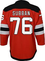 NHL Youth New Jersey Devils P.K. Subban #76 Replica Home Jersey product image