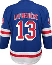 NHL Youth Replica New York Rangers Alexis Lafreniere #13 Jersey product image