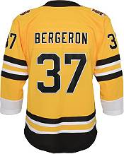 NHL Youth Boston Bruins Patrice Bergeron #37 Special Edition Premier Gold Jersey product image
