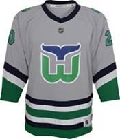 NHL Youth Carolina Hurricanes Sebastian Aho #20 Special Edition Grey Jersey product image