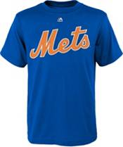 Majestic Boys' New York Mets Pete Alonso #20 Royal T-Shirt product image