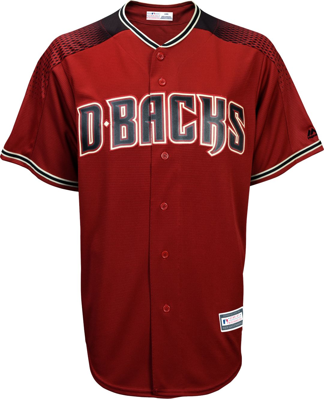 pretty nice 5fb69 e06d0 Youth Replica Arizona Diamondbacks David Peralta #6 Alternate Red Jersey
