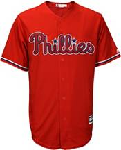 Majestic Youth Replica Philadelphia Phillies Bryce Harper #3 Cool Base Alternate Red Jersey product image