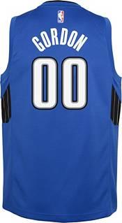 Jordan Youth Orlando Magic Aaron Gordon #00 Blue 2020-21 Dri-FIT Statement Swingman Jersey product image
