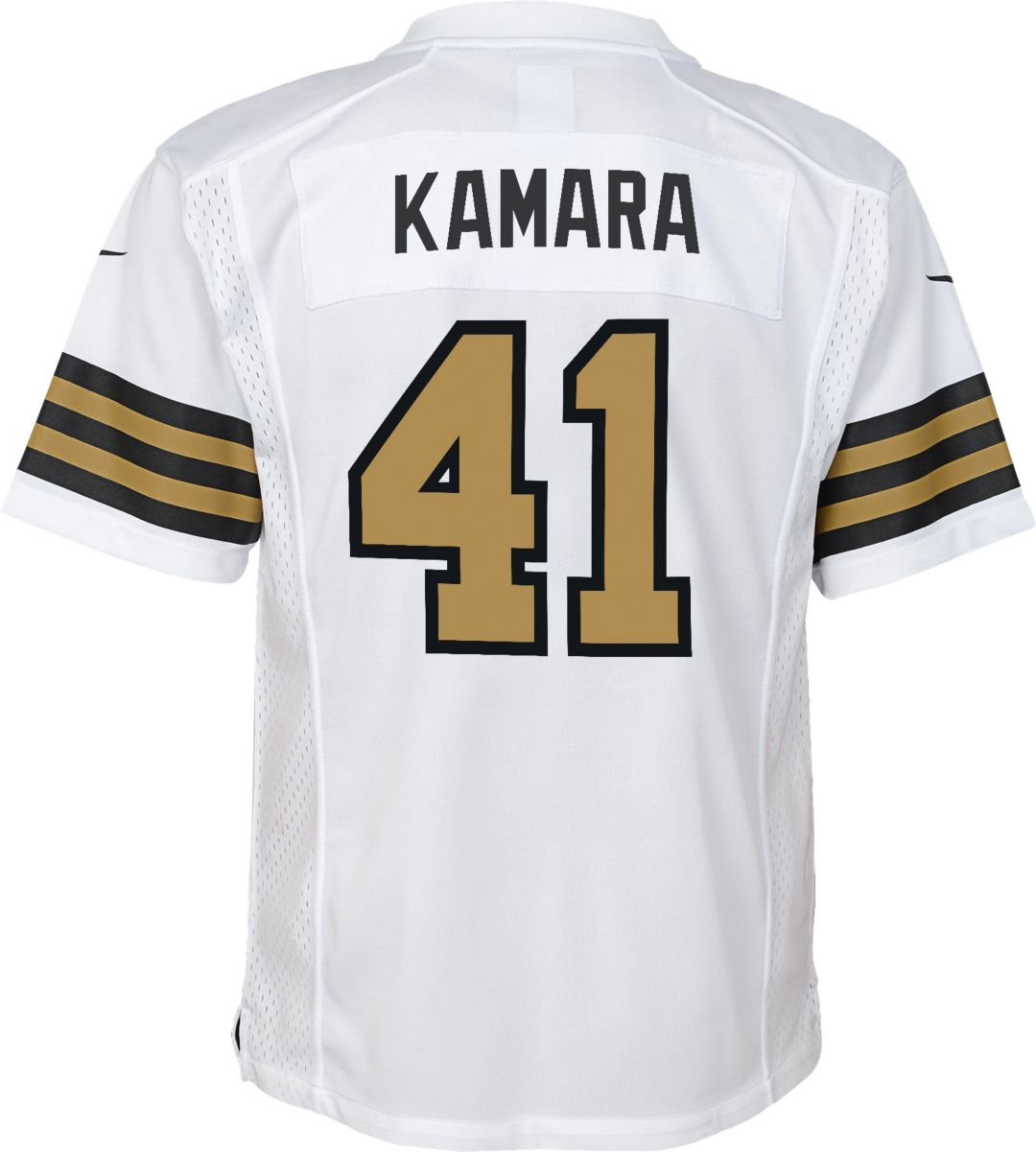 size 40 d970b d02b8 Nike Boys' Color Rush Game Jersey New Orleans Saints Alvin Kamara #41