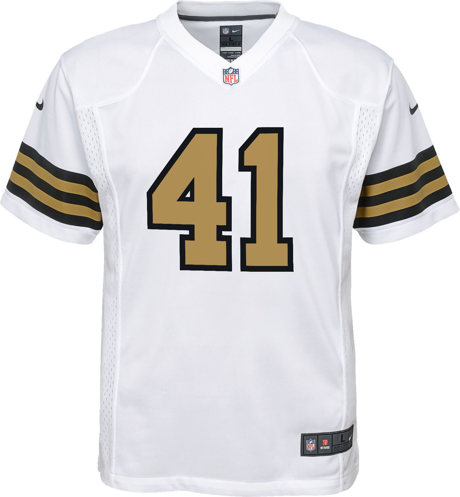 saints color rush shirt