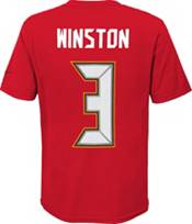 Nike Youth Tampa Bay Buccaneers Jameis Winston #3 Pride Red T-Shirt product image