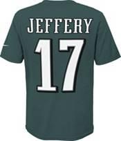 Nike Youth Philadelphia Eagles Alshon Jeffery #17 Pride Green T-Shirt product image