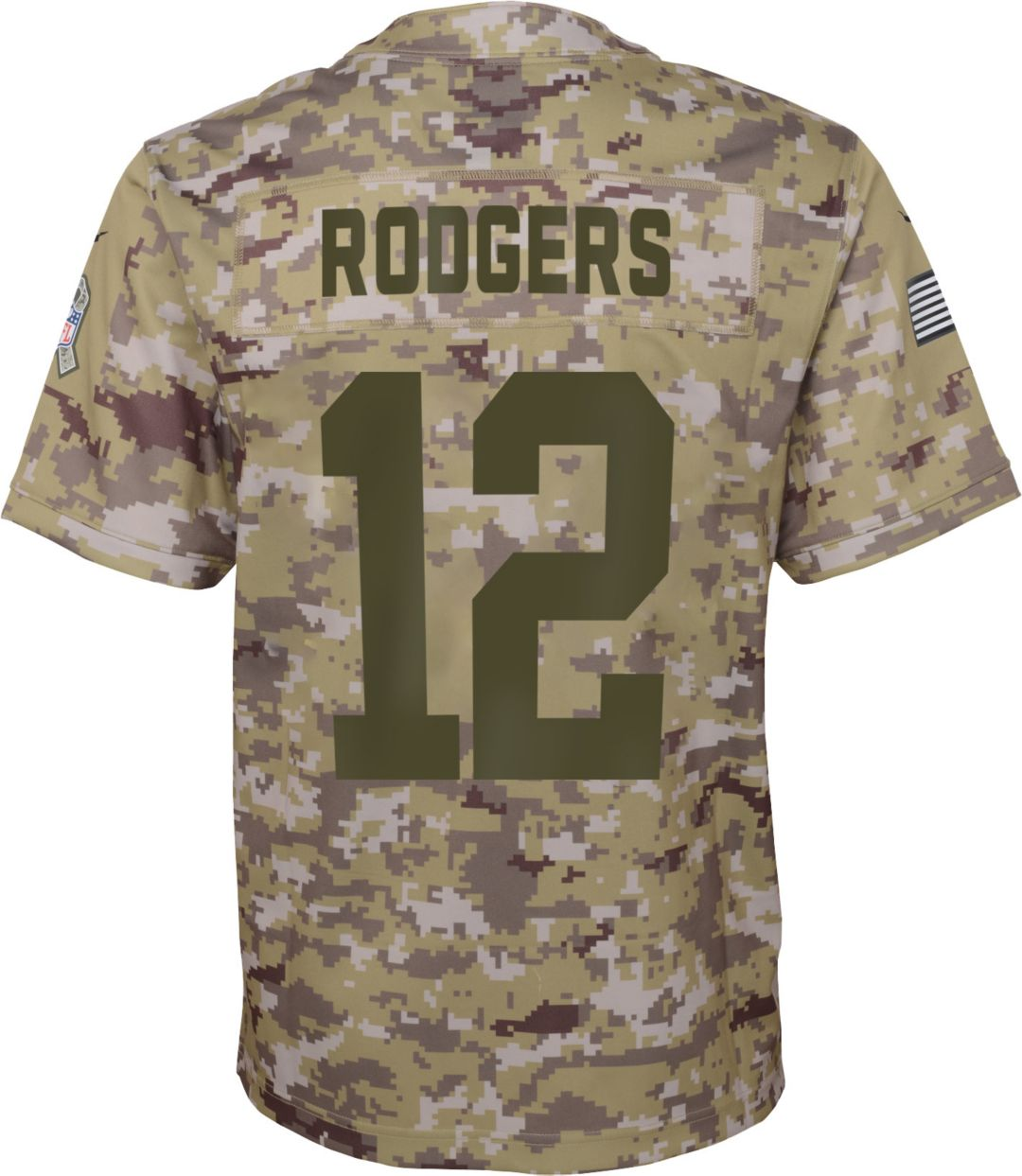 watch 8ce7e 5f5e4 green bay packers camouflage jersey