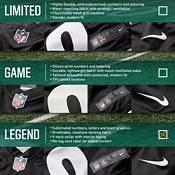 Nike Youth Carolina Panthers Christian McCaffrey #22 Grey Game Jersey product image