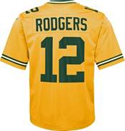 Nike Youth Alternate Legend Jersey Green Bay Packers Aaron Rodgers #12 product image