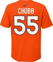 NFL Team Apparel Youth Denver Broncos Bradley Chubb #85 Orange Player T-Shirt product image