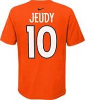 Nike Youth Denver Broncos Jerry Jeudy #10 Orange T-Shirt product image